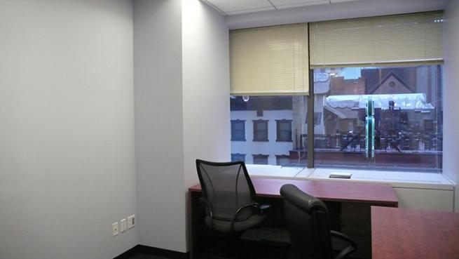 Private Offices Available For Sublease In Midtown