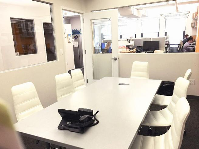 Office for Rent Midtown Seventh Avenue