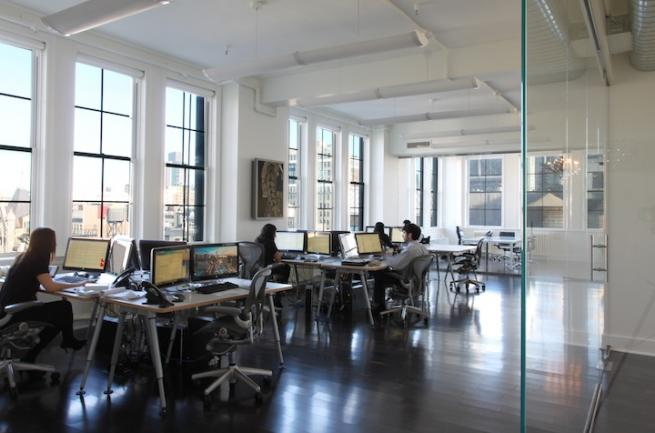 High End Furnished Union Square Office Sublet 10003