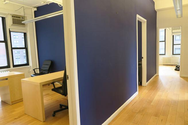 Offices for Sublease NYC