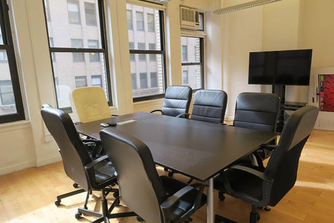Office Space for Lease Midtown West Manhattan