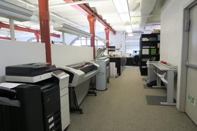 open office space for sublease