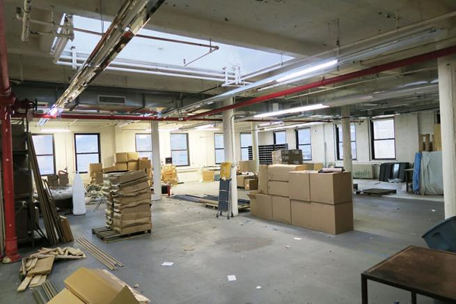 open office space nyc