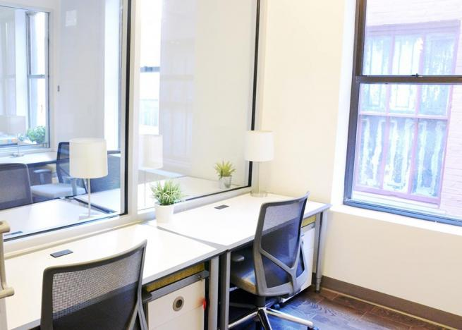 coworking space for sublease