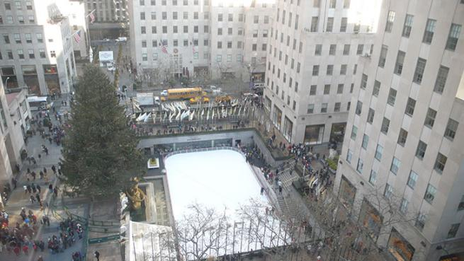 Rockefeller Center Office Space for Lease NYC