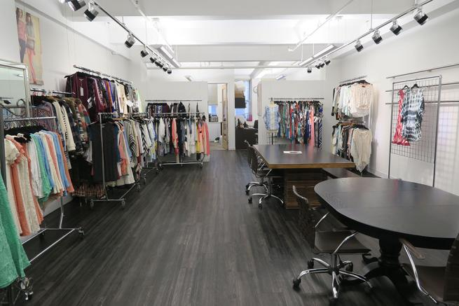 Showroom Space For Sublease On Broadway In Garment