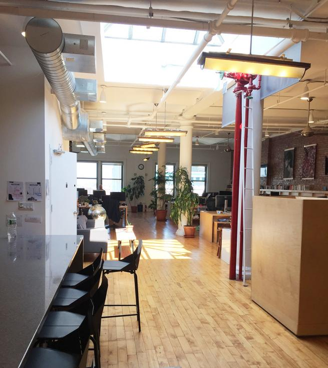 soho office space for lease