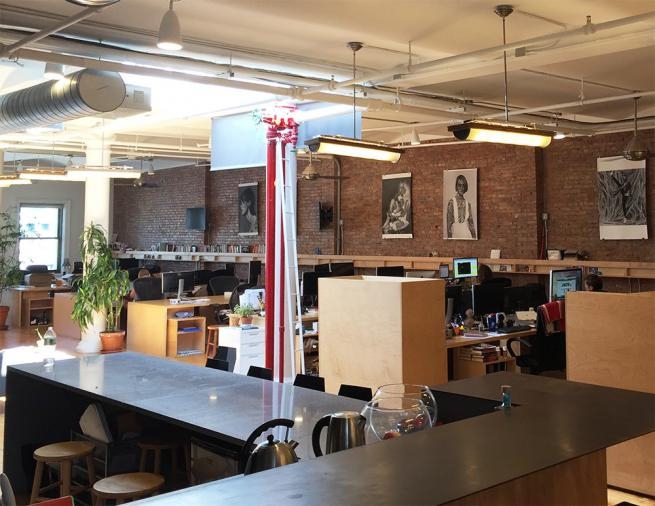 creative soho office space
