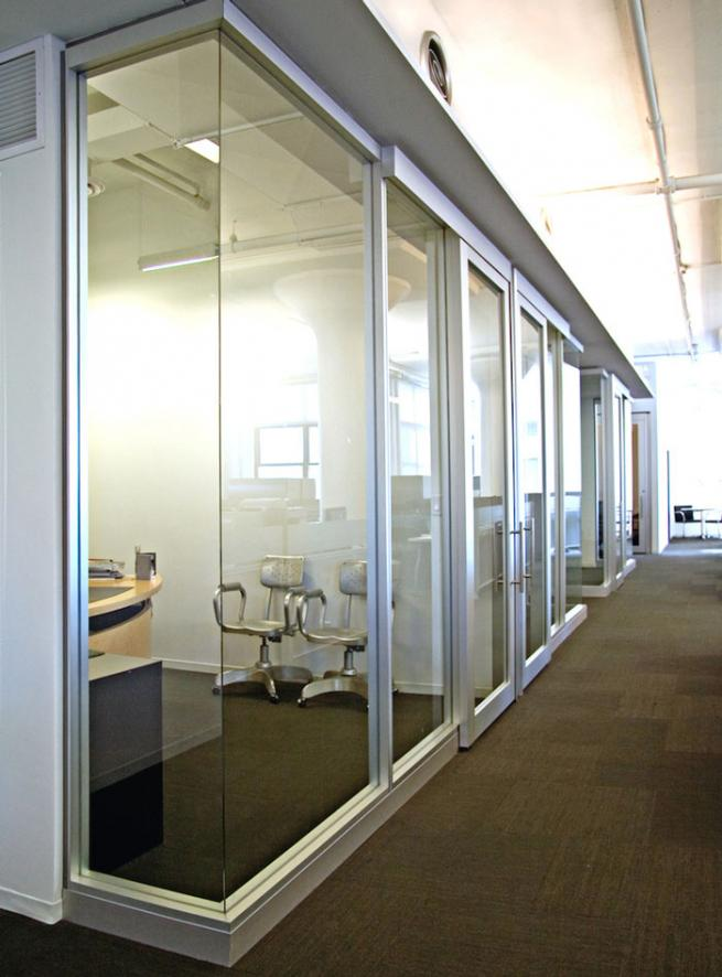 Shared Office Space For Sublease On Spring Street 10013