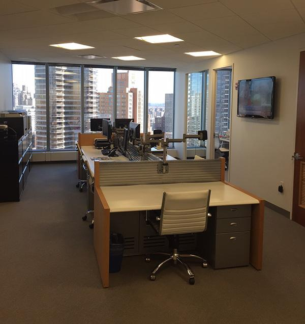 Class A Office Space For Sublease In Midtown East 10022