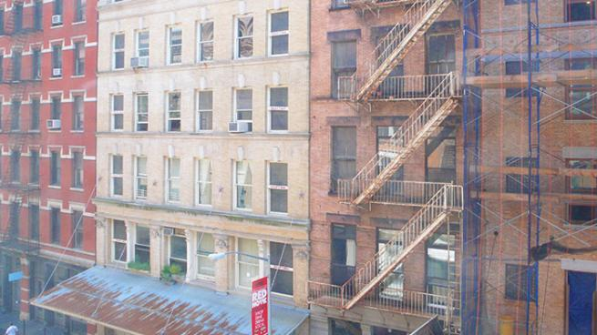 Hudson Street Office Space in Tribeca