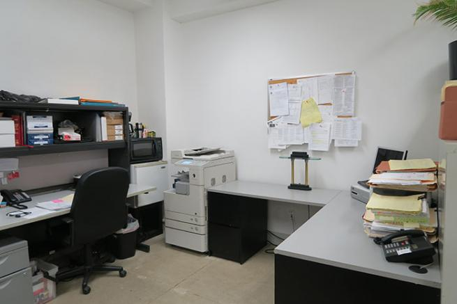 Tribeca office for lease