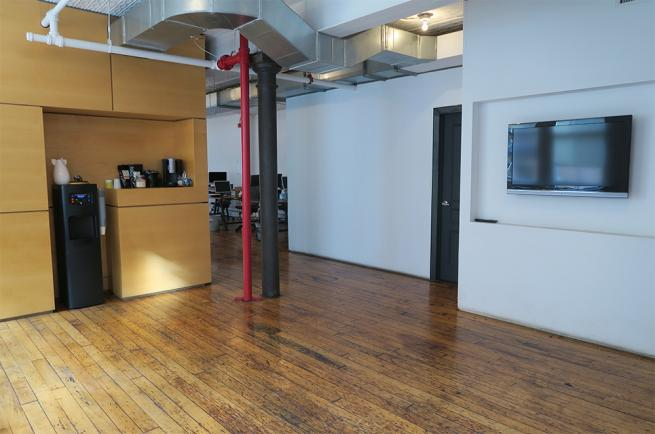 open office space tribeca