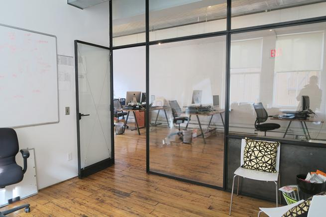 tribeca shared office space