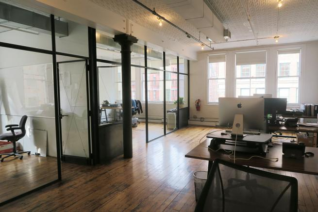 Private Windowed Office Amp Open Area For Sublease In