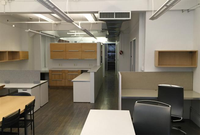 shared office space for sublet in union square (10003) | office