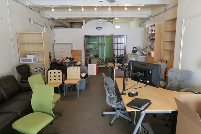 upper west side office space for sublease