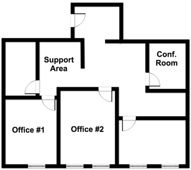 penn station office space for sublease
