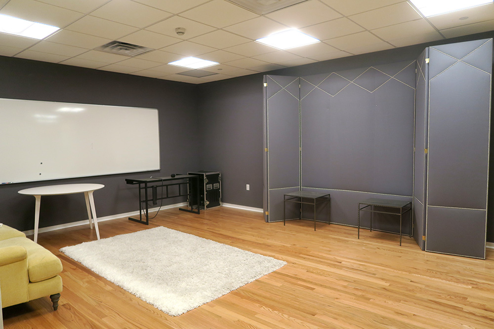 theater district office space