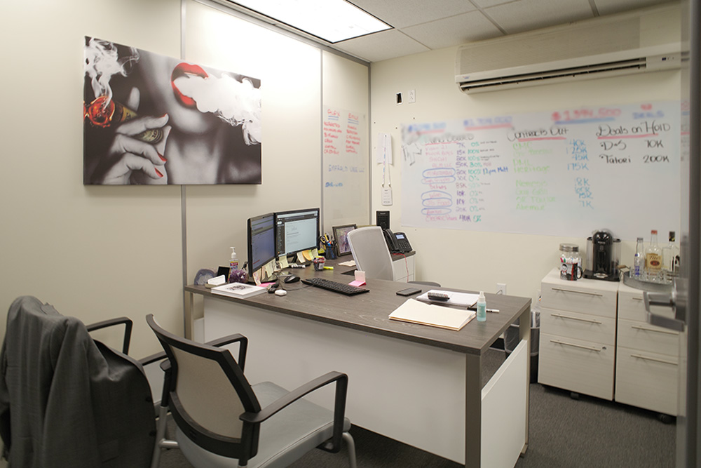 times square office space | office sublets