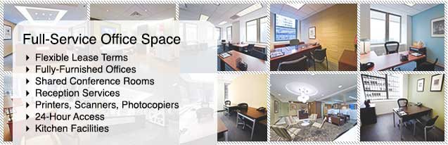 Office Suites NYC