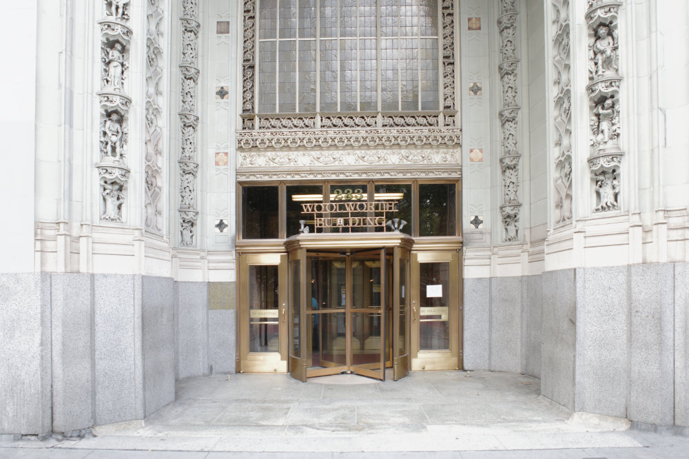 woolworth building sublease | office sublets